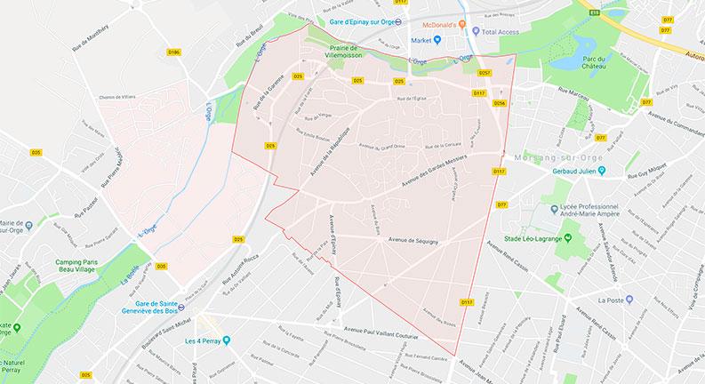 Intervention à domicile sur Villemoisson-sur-Orge, Colette Mai, infirmière à domicile